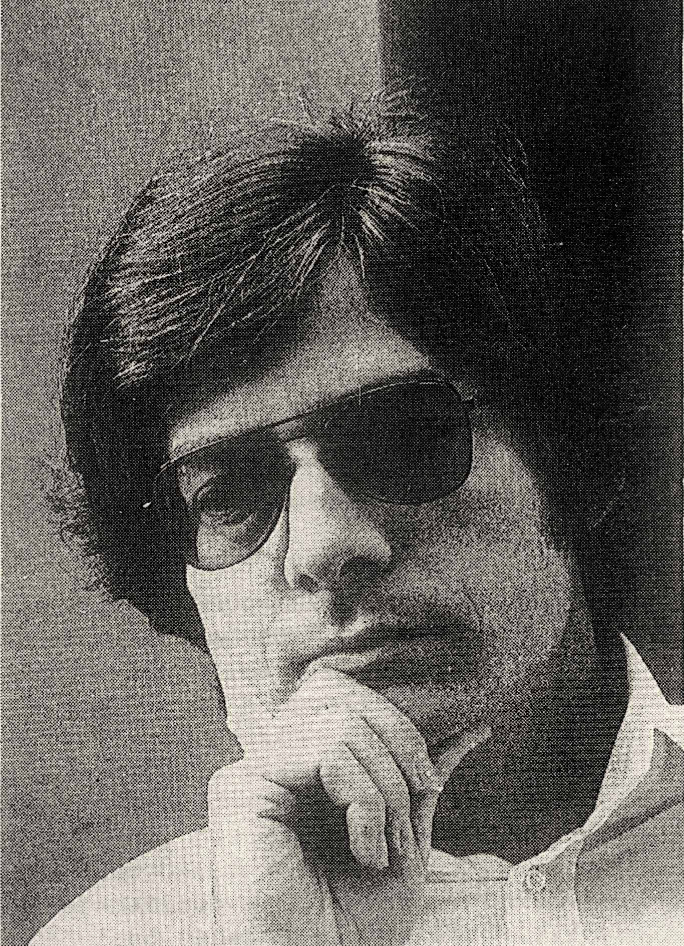 Portrait Wilfried Steinbrenner